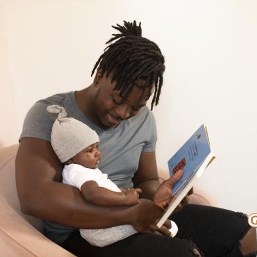 Leitura para bebês: saiba como ler com o seu filho.