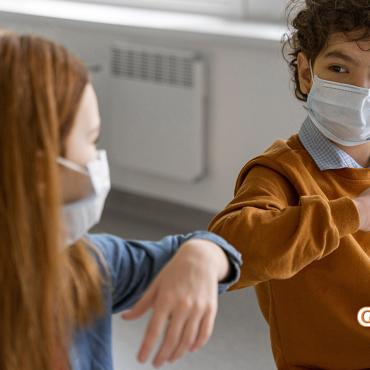 Os impactos da pandemia em relacionamentos interpessoais na infância e adolescência