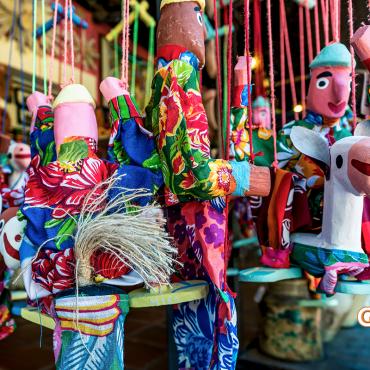 O Folclore Brasileiro na Construção da Identidade Nacional