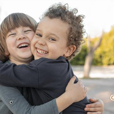 4 maneiras de ensinar as crianças a terem mais empatia